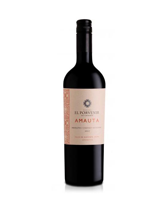 Amauta Bodega El Porvenir de los Andes (100% Cabernet Sauvignon)