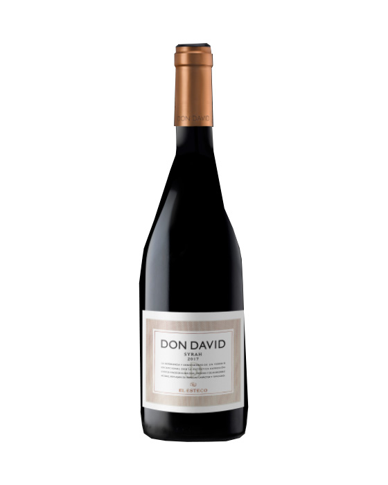 Don David Bodega El Esteco (Syrah)