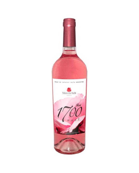 Viñas en flor Bodega Viñas en flor (Rosé)