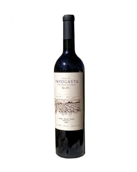 Viñas de Payogasta Sala de Payogasta (Malbec Melot Tannat)