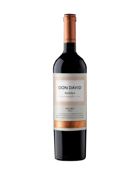Don David Bodega El Esteco (Reserva Malbec)