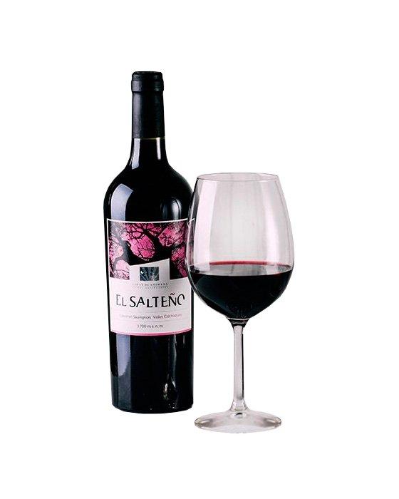 El Salteño Bodega Animaná (Cabernet Sauvignon 100%)