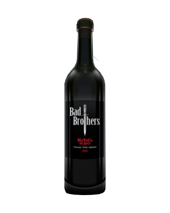 Bad Brothers Bodega Bad Brothers Wine (Malbec, Tannat y Cabernet)