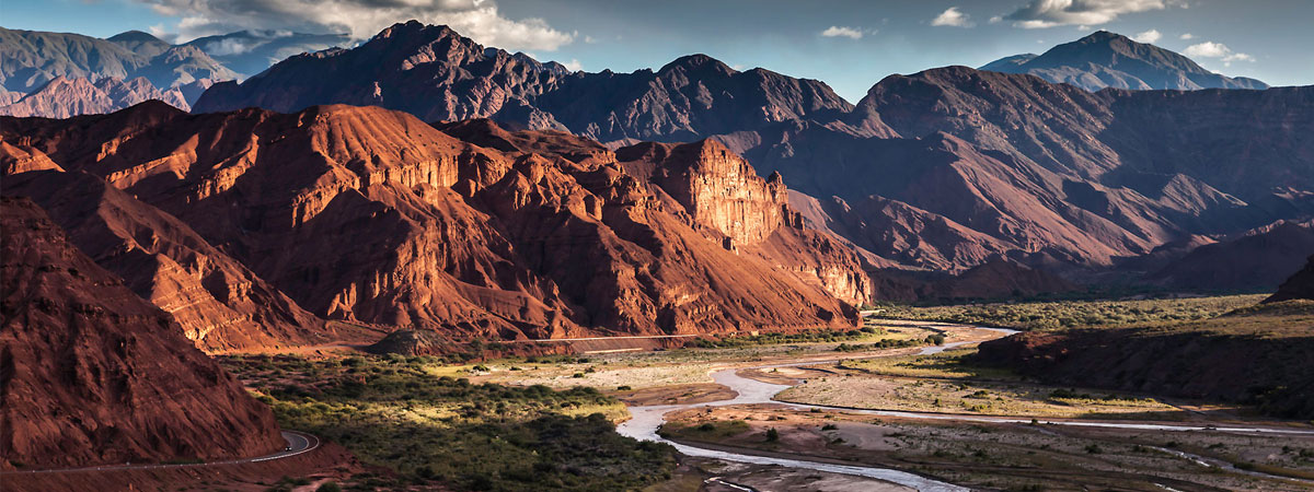 Paisajes de los Valles Calchaquíes